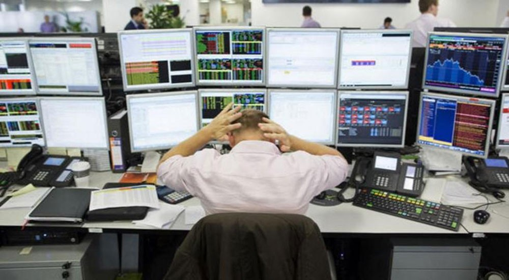 النزاع التجاري بين أميركا والصين يلقي بظلال ثقيلة على الأسهم الأوروبية