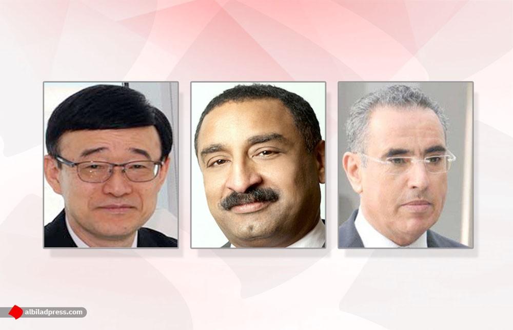 مسؤولون أمميون وسفراء يؤكدون أهمية الترويج عالميا لإنجازات البحرين بمجال المرأة