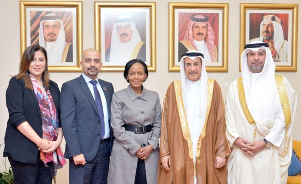 الشيخ خالد بن عبد الله: الحكومة حريصة على أن تواكب سياساتها ومبادراتها البيئية أهداف التنمية المستدامة