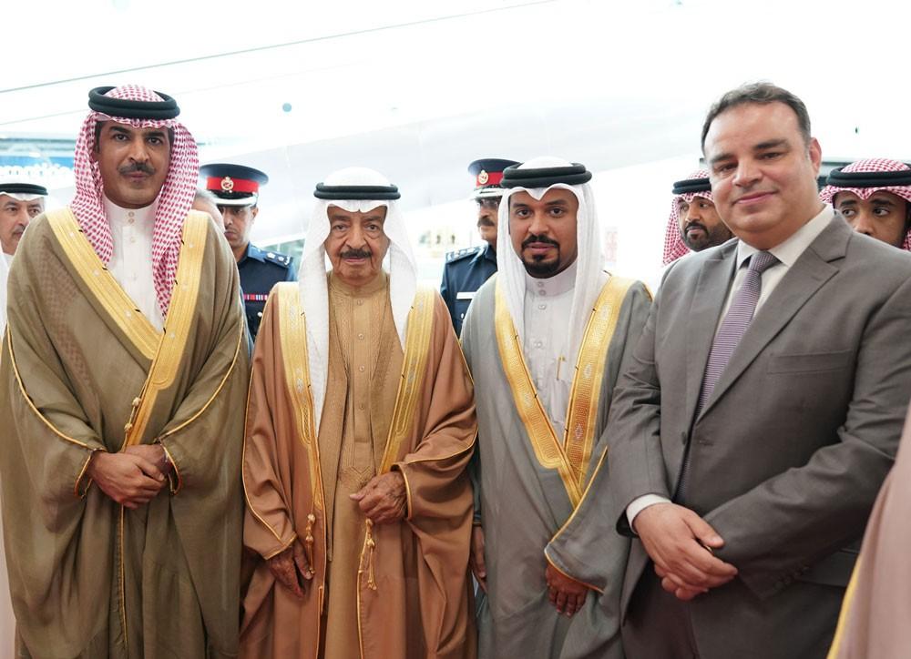 النفيعي: زيارات سمو رئيس الوزراء للمحرق باعثة للأمل