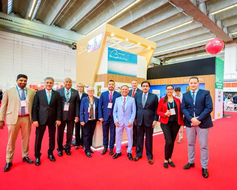 """السياحة تختتم مشاركتها في معرض """"IMEX 2019"""" بألمانيا"""