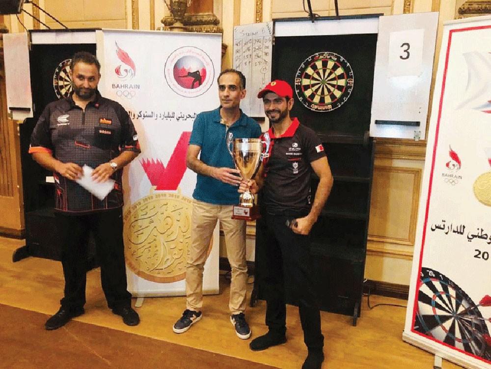 انطلاق بطولة الدارتس الرمضانية 2019