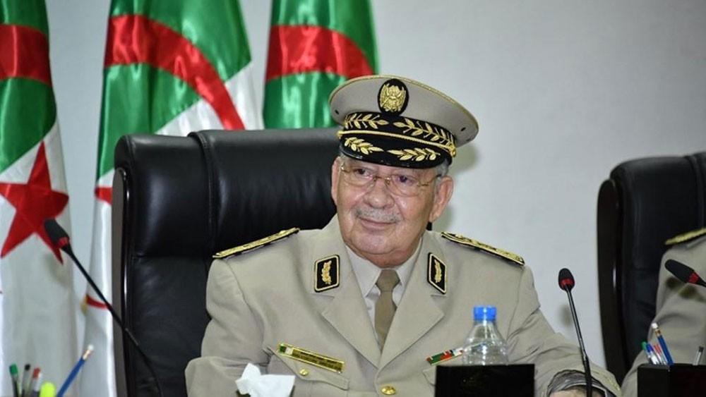 الجيش الجزائري يدعو لإجراء انتخابات رئاسية في أسرع وقت