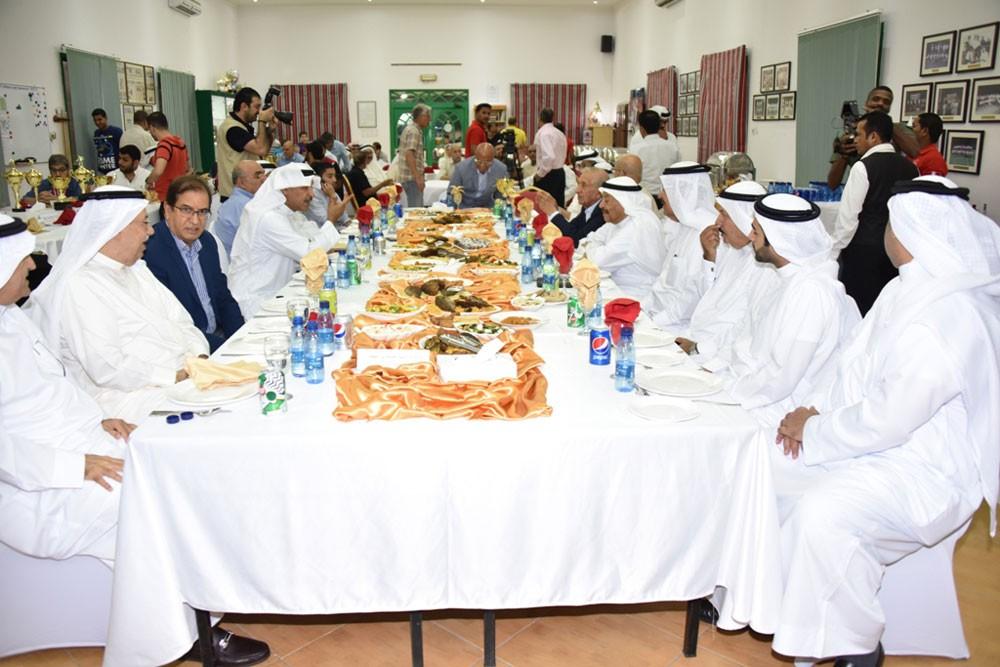 نادي البحرين للتنس يكرم الفائزين في البطولات الرمضانية