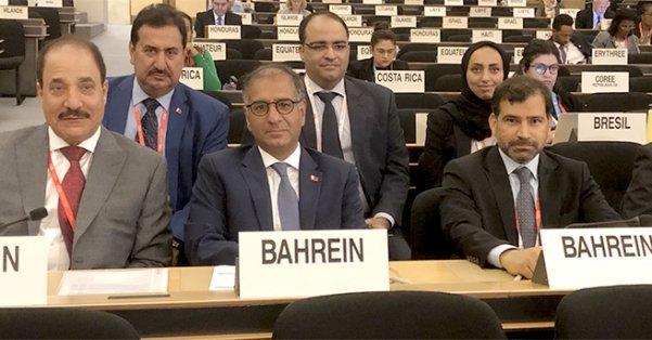 نتيجة بحث الصور عن حميدان يبحث فرص التوظيف وتحديات العمل في مؤتمر العمل الدولي بجنيف
