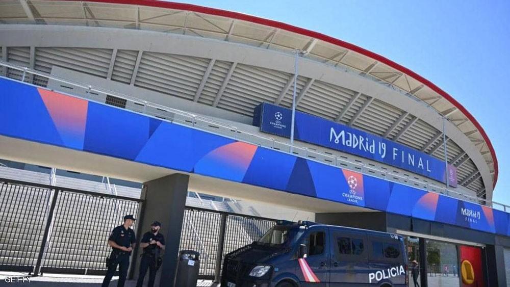 """مدريد """"تُحذر"""" قبل نهائي ليفربول وتوتنهام"""
