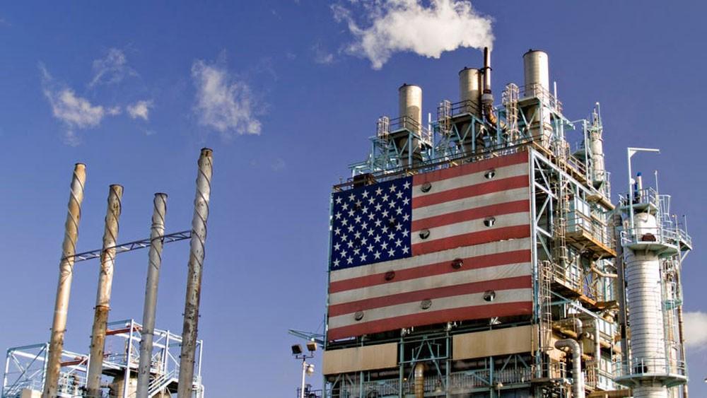 معلومات الطاقة: إنتاج النفط الأميركي يقترب من مستوى قياسي