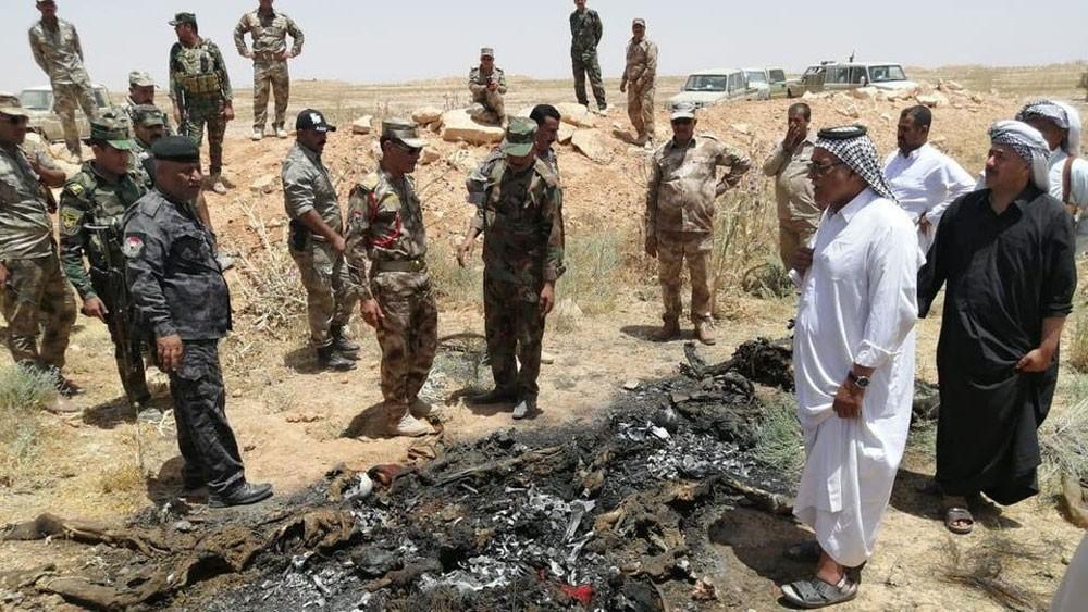 فاجعة في العراق.. 9 جثث متفحمة لمختطفي الكمأ