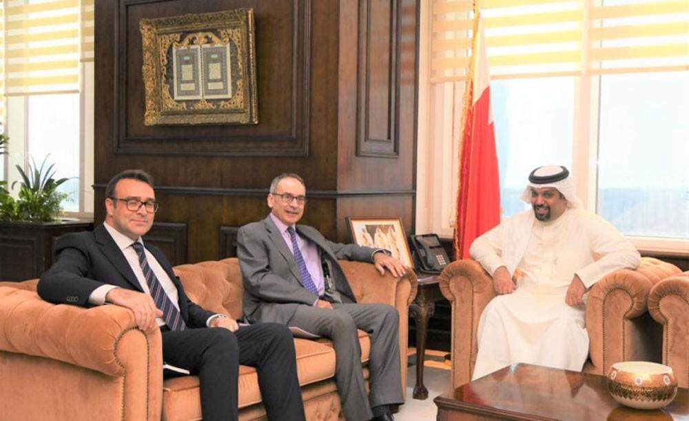 وزير المالية: علاقات الشراكة الاقتصادية مع لندن تعزّز لمزيد من الفرص الاستثمارية