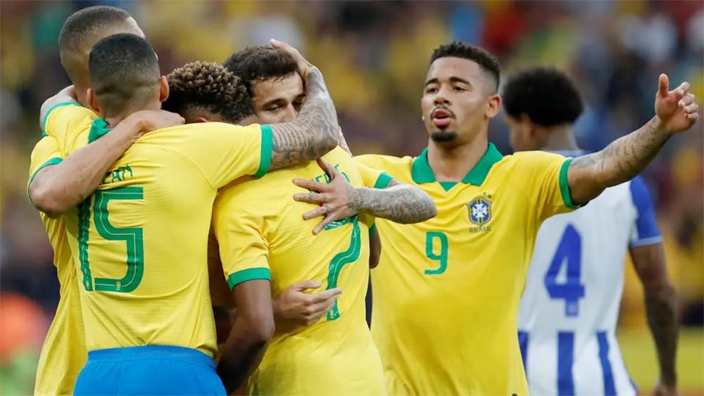 البرازيل تكتسح هندوراس بسبعة أهداف قبل كوبا أميركا