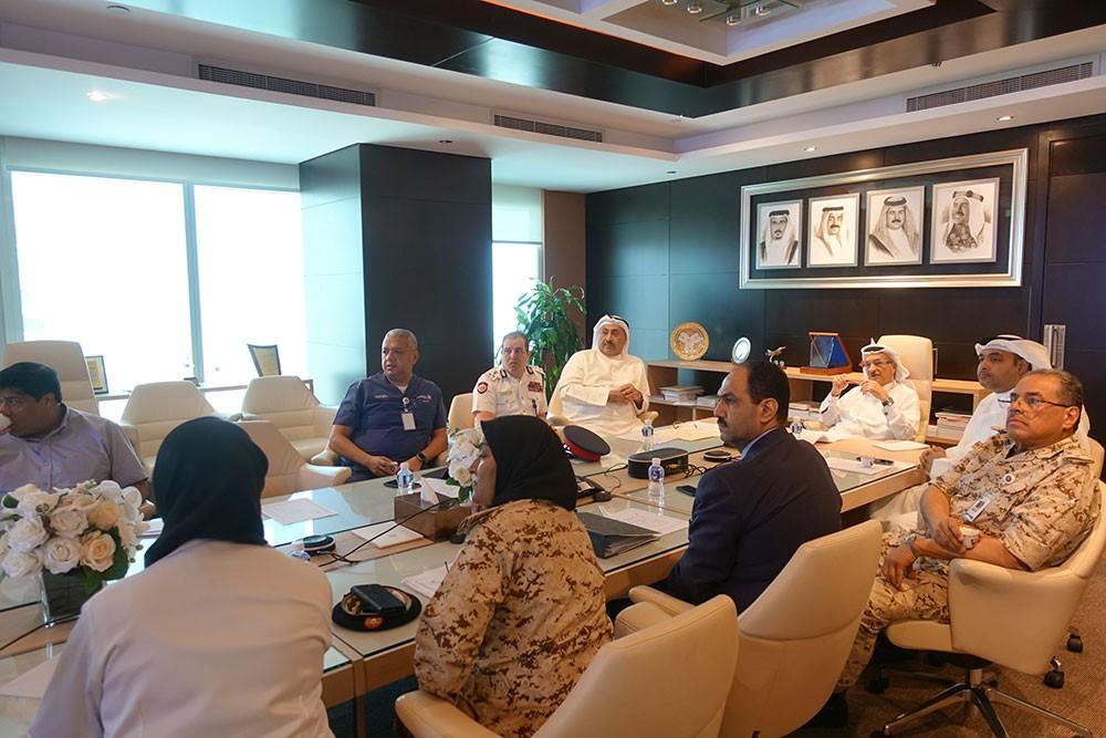 المجلس الأعلى للصحة يشيد بتوجيهات سمو ولي العهد بإطلاق خدمة الإسعاف الوطني