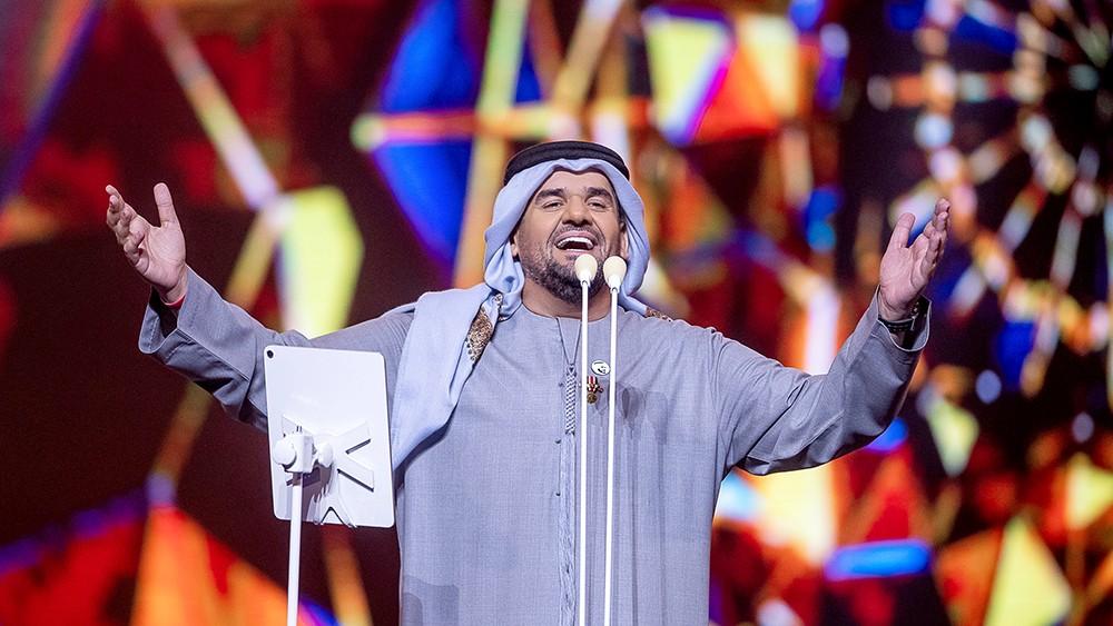 """حسين الجسمي و سلطان بن محمد """"أعز الناس"""""""