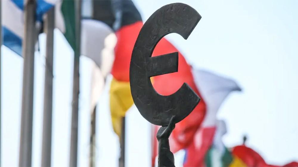 معنويات مستثمري منطقة اليورو تتراجع بفعل النزاع التجاري