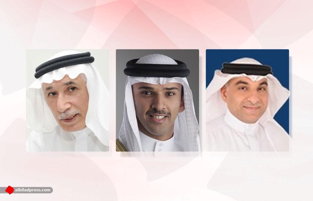 رئيس اتحاد الكرة يهنئ العوضي بفوزه برئاسة نادي الحالة
