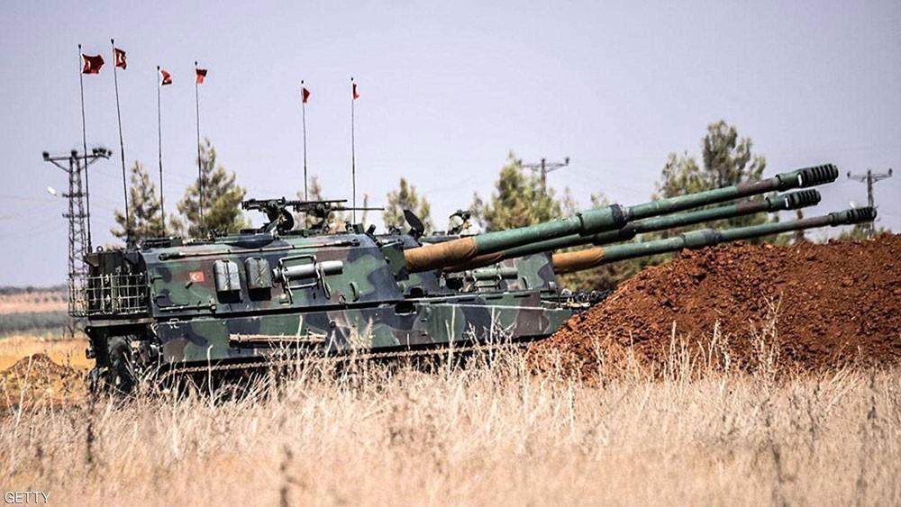 """تركيا تعلن مقتل مسلحين أكراد في """"تل رفعت"""" السورية"""