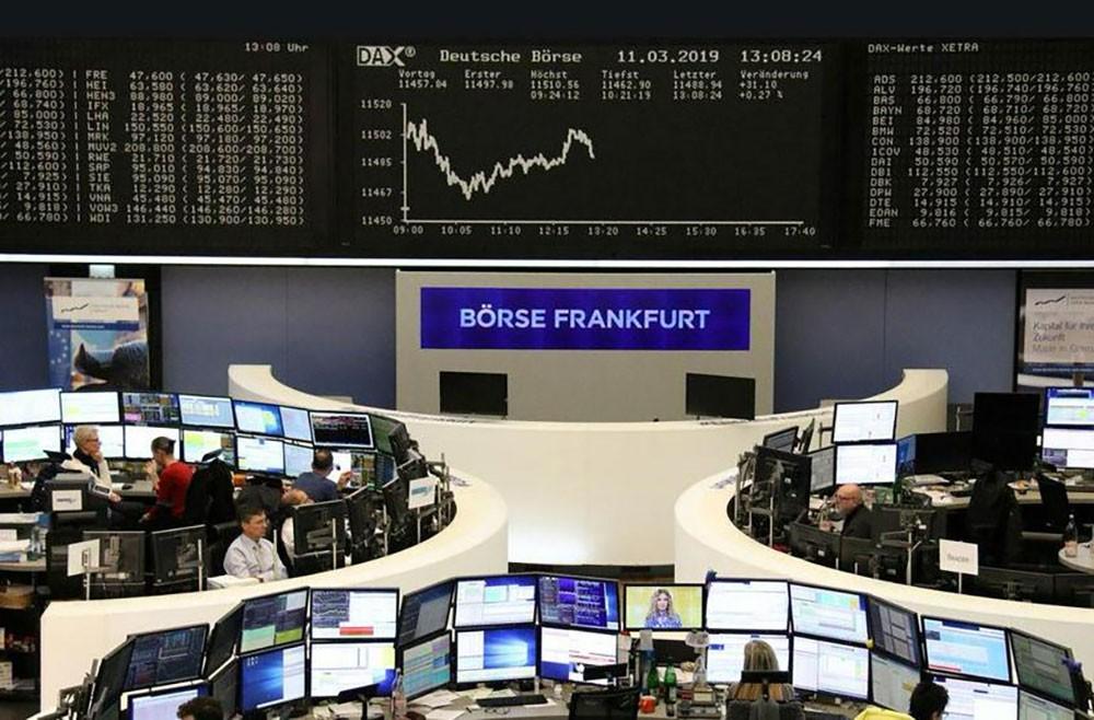 الأسهم الأوروبية ترتفع للجلسة الثالثة بدعم من التحفيز الصيني والأسهم الألمانية