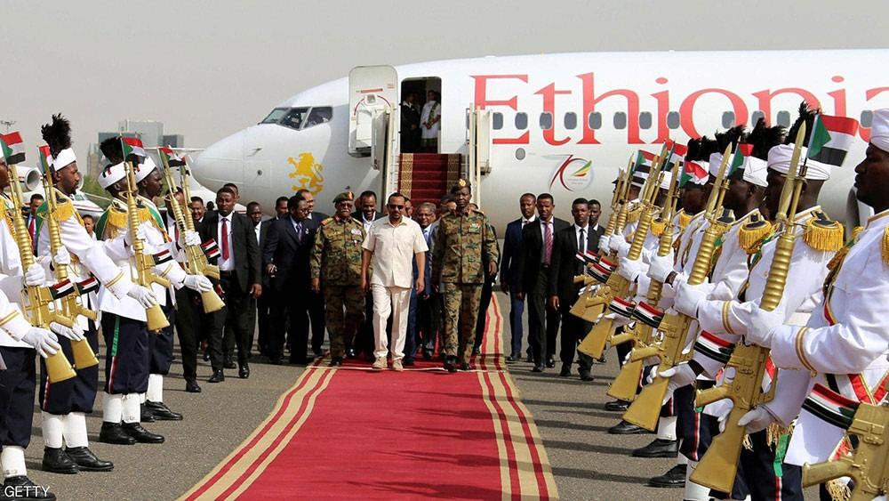 """الأطراف السودانية توافق على مواصلة مباحثات """"مجلس السيادة"""""""