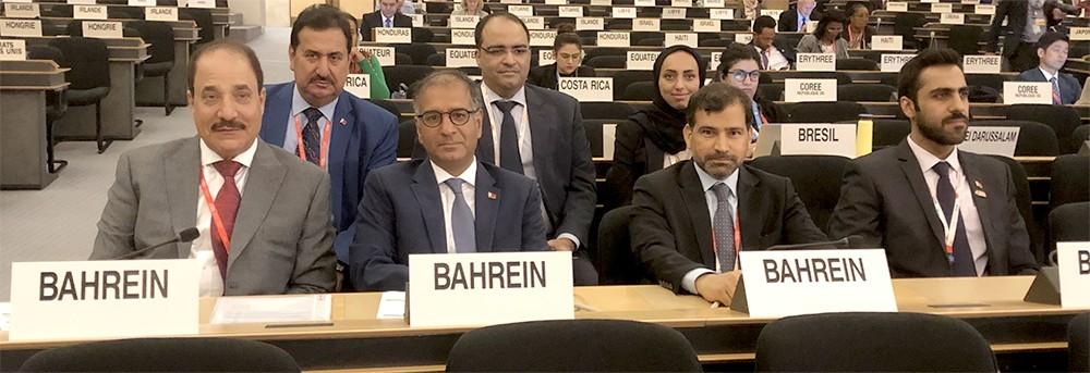 حميدان يبحث فرص التوظيف وتحديات العمل في مؤتمر العمل الدولي بجنيف