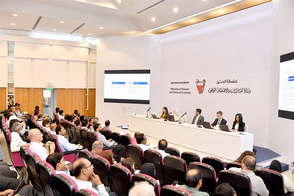 الجهاز الوطني للإيرادات يعقد ورشة عمل للمعنيين في قطاع الخدمات