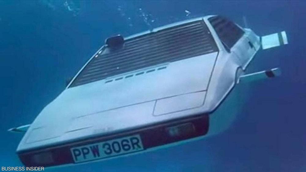 """حلم """"السيارة الغواصة"""" يقترب"""