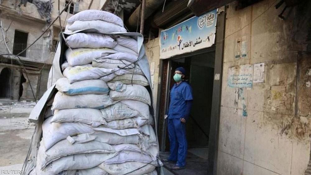 """""""مجانين حلب"""".. وثائقي يقتنص لحظات الألم تحت الحصار"""