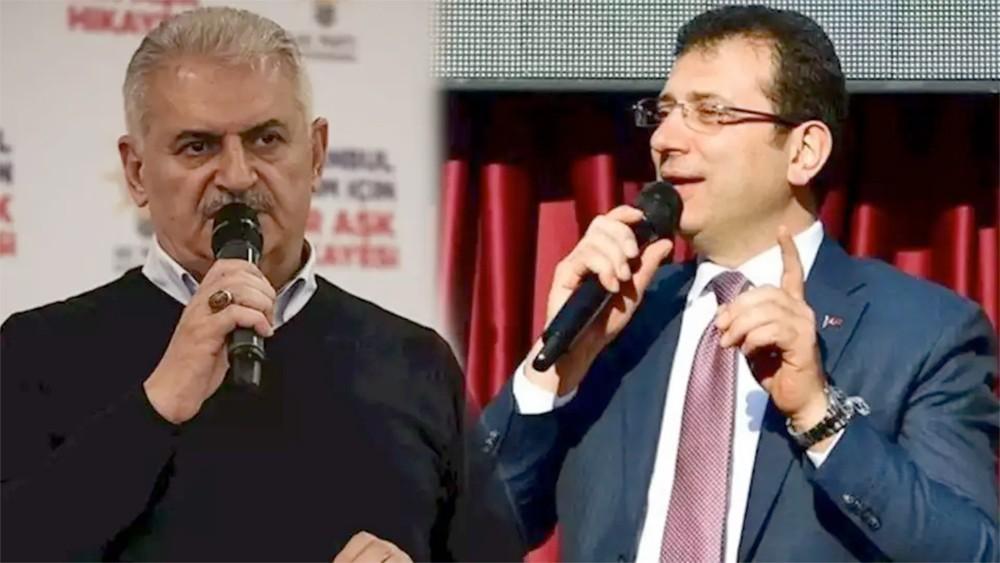 مرشحا منصب عمدة اسطنبول بأول مناظرة علنية بينهما اليوم