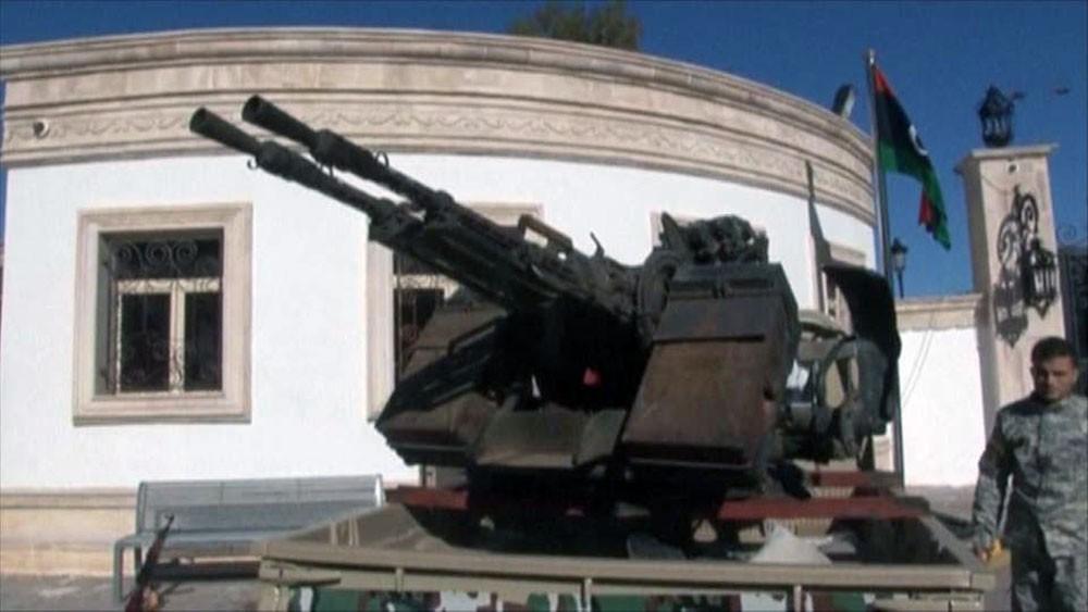 الجيش الوطني الليبي يقاتل مسلحي داعش جنوب البلاد