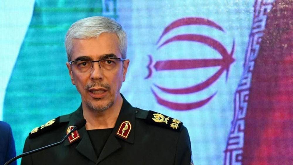"""رئيس الأركان الإيراني: إذا قررنا غلق """"هرمز"""" سنفعل ذلك علنا"""