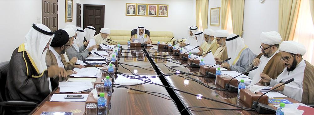 المجلس الأعلى للشئون الإسلامية يؤكد دعمه لخطط التطوير والتنمية لمجلسيْ الأوقاف