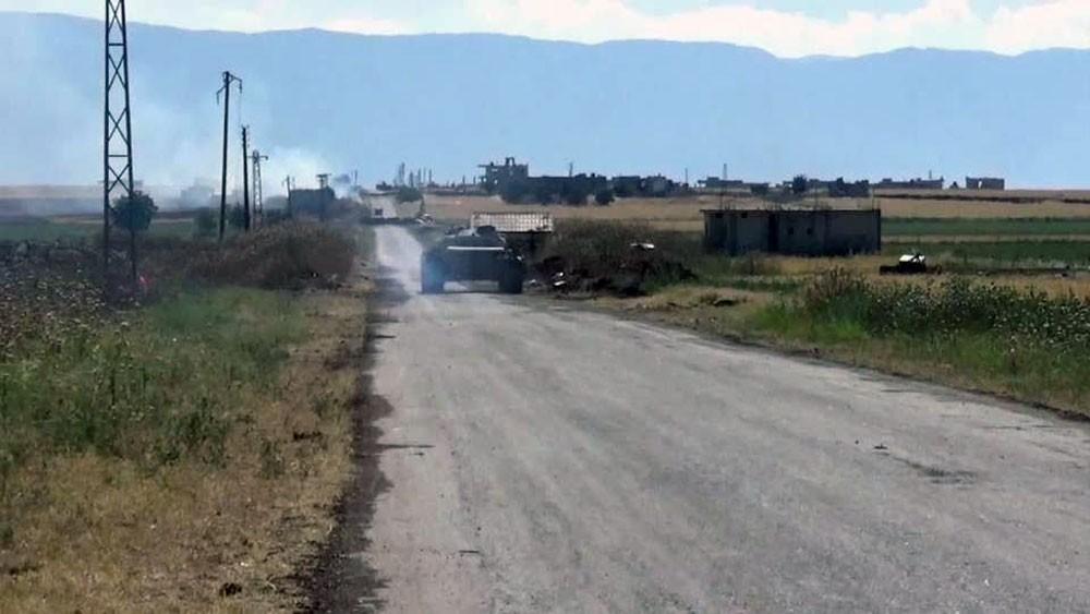 مقتل 44 من قوات النظام والمعارضة في اشتباكات قرب إدلب
