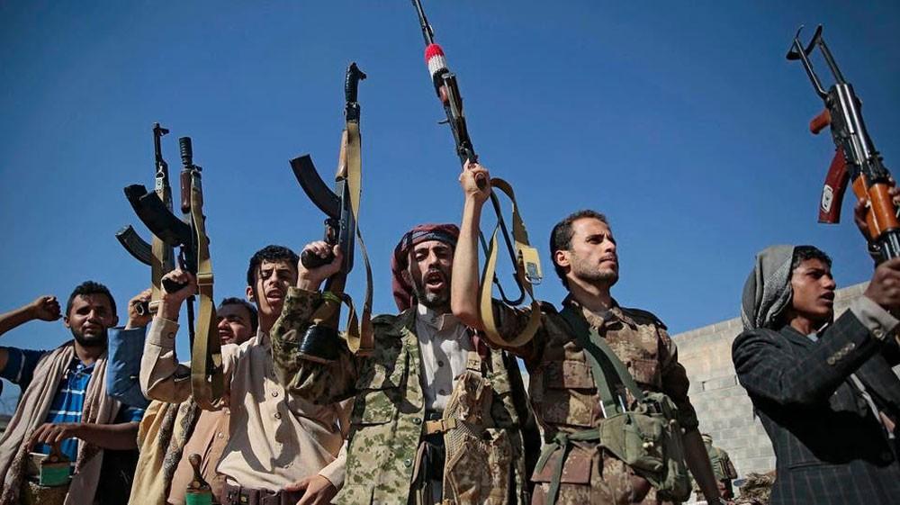 حجة.. انفجارات هائلة بمخزن أسلحة تابع لميليشيات الحوثي