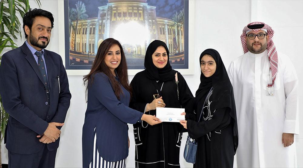 المجلس الأعلى للبيئة يكرم الطلبة الفائزين في مسابقة يوم البيئة الإقليمي