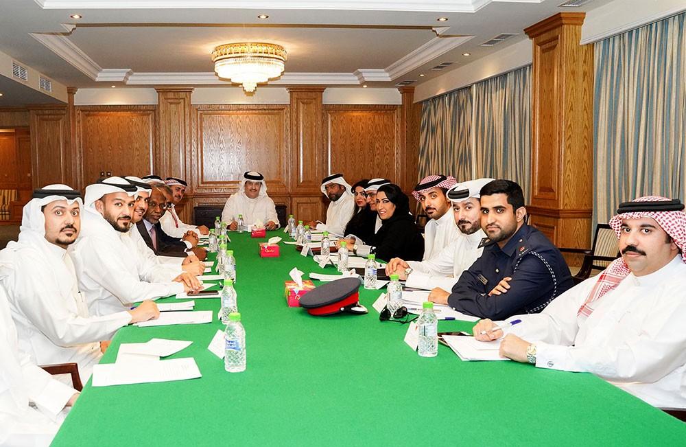 وزارة الخارجية تعقد الاجتماع الثالث والعشرين للجنة التنسيقية العليا لحقوق الإنسان