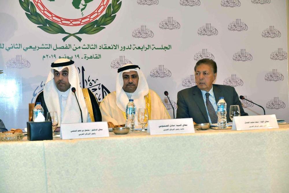 العسومي: ندعم الوحدة العربية