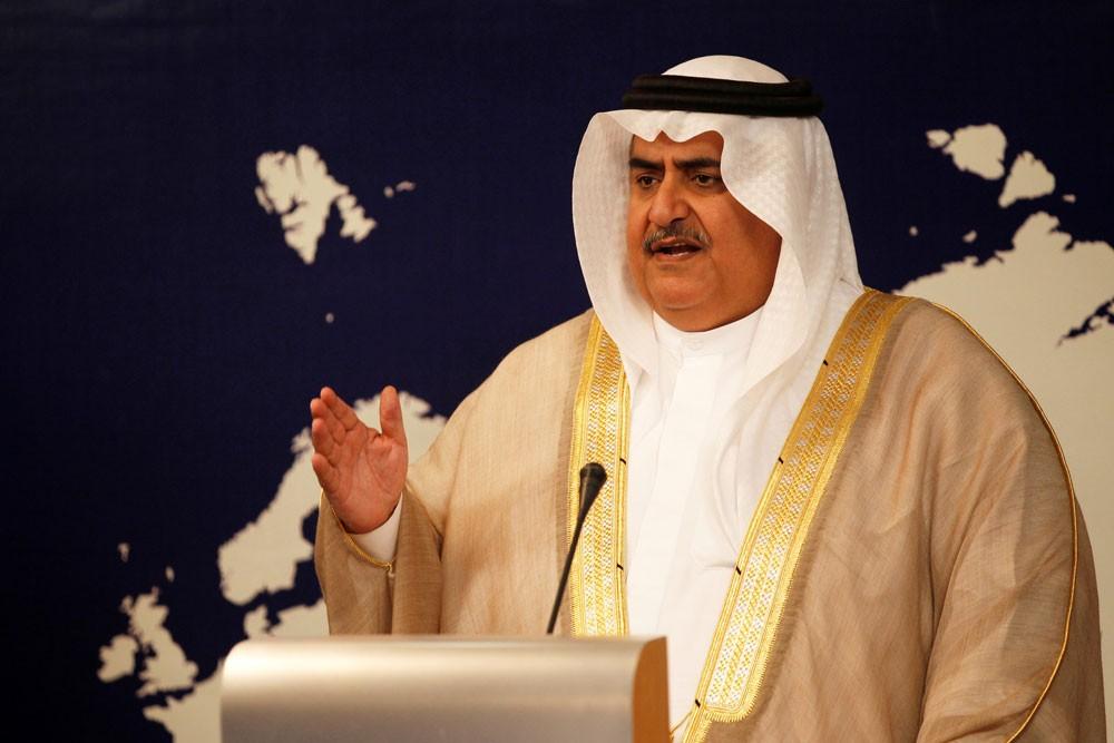 وزير الخارجية: التزام البحرين بالقضاء على الاتجار بالاشخاص نهج ثابت