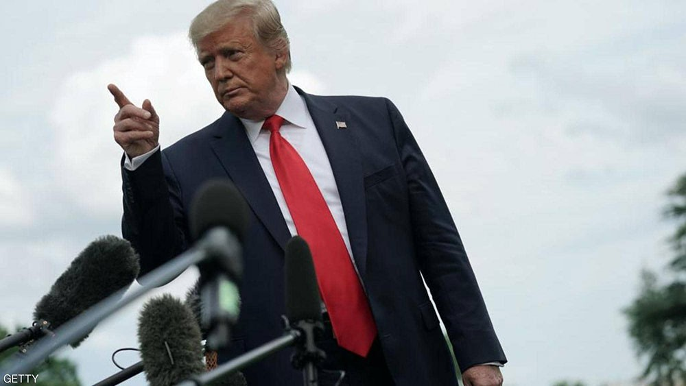 """نيويورك تايمز: ترامب وافق على ضرب إيران.. ثم تراجع """"فجأة"""""""