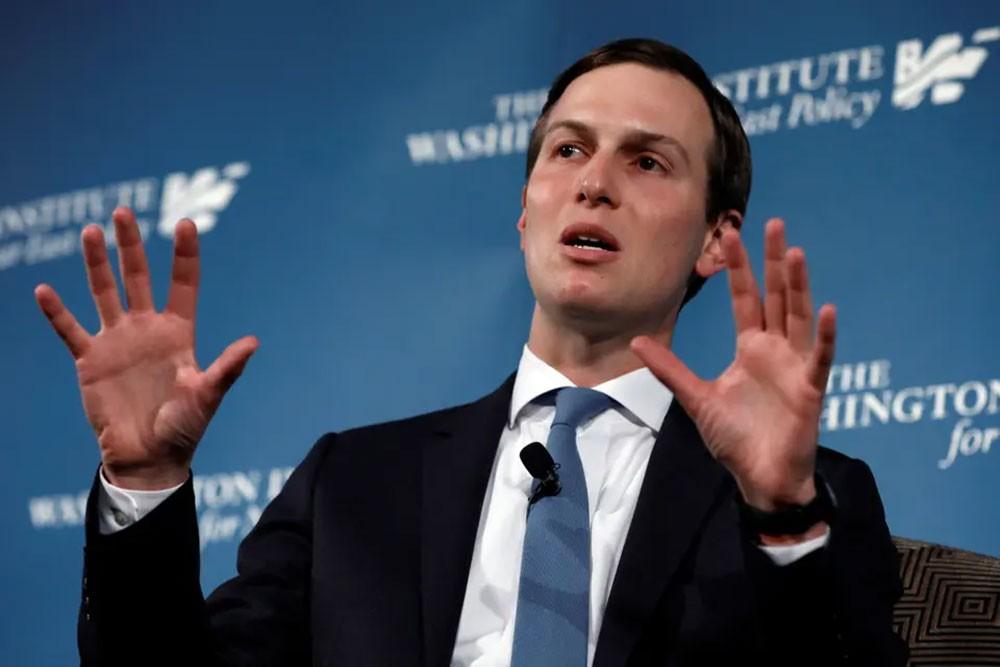 كوشنر: خطة السلام تستهدف استثمارات بـ50 مليار دولار
