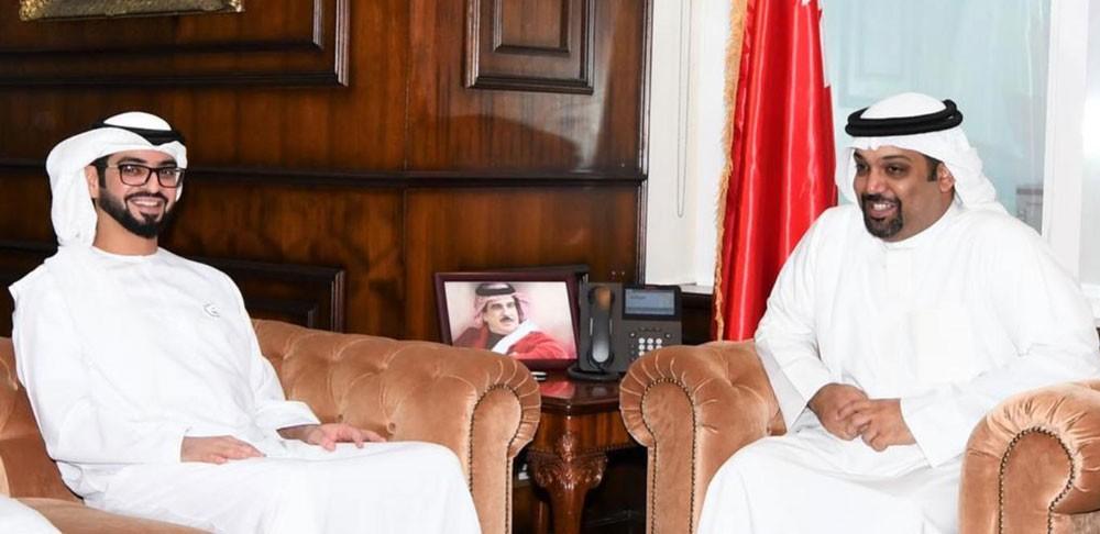 وزير المالية: مواصلة تعزيز التكامل بين البحرين والإمارات