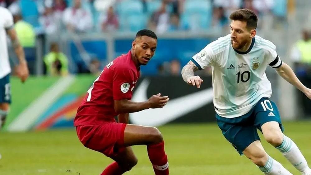 ميسي: الفوز على قطر أعاد الثقة إلى الأرجنتين