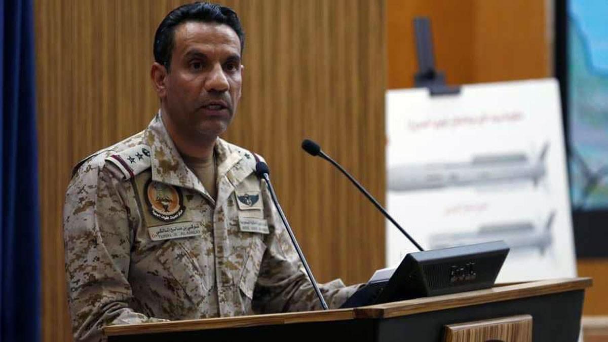 المالكي: تعمد حوثي لاستهداف المدنيين والمنشآت المدنية