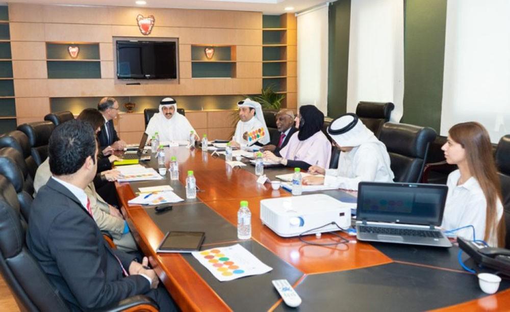 وزارة الخارجية تعقد اجتماع مع وكالات الأمم المتحدة