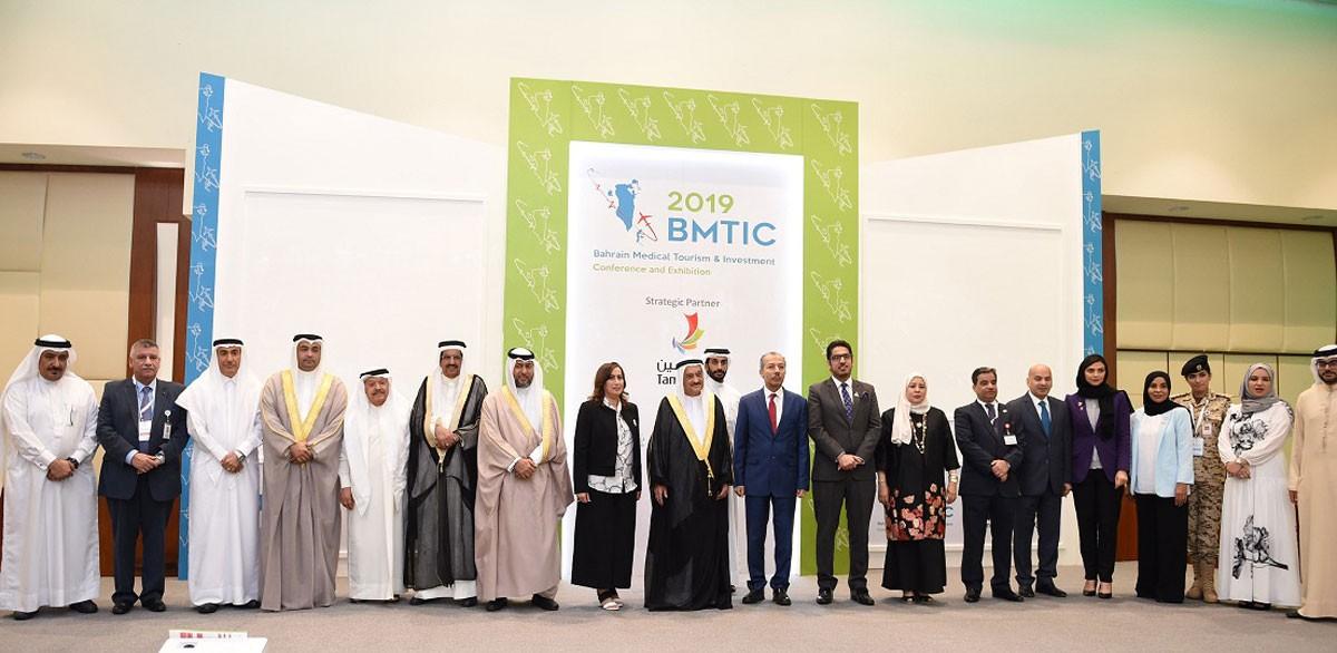 محمد بن عبدالله يفتتح مؤتمر البحرين للاستثمار الصحي والسياحة العلاجية