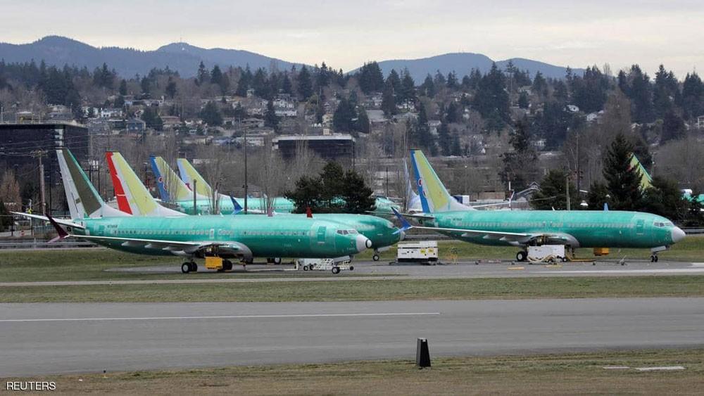"""ضربة جديدة """"موجعة"""" لطائرات بوينغ 737 ماكس"""