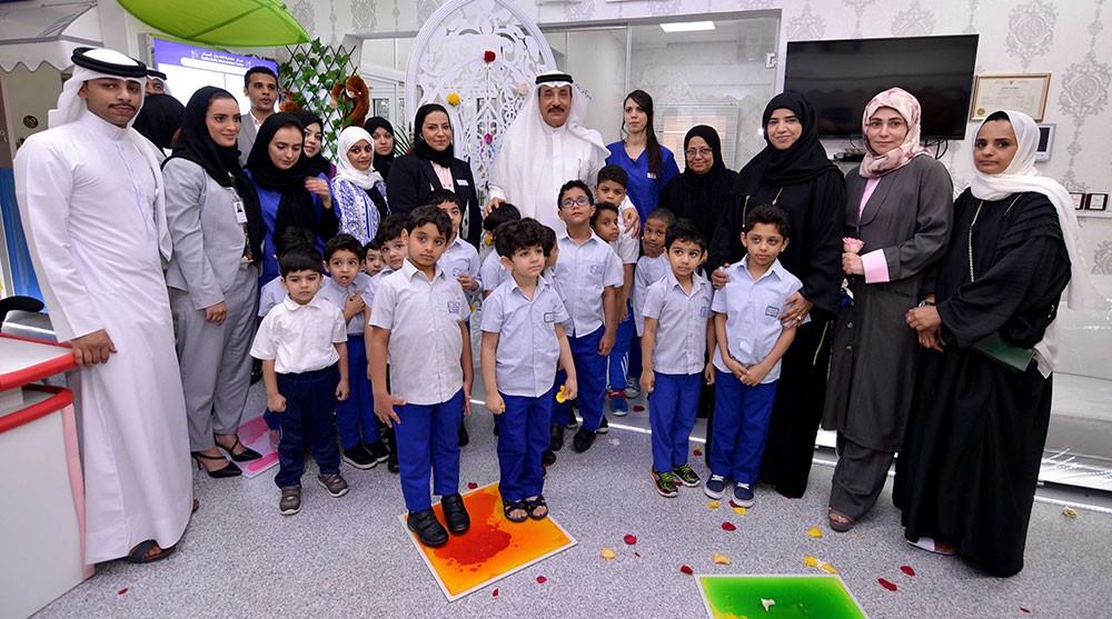 حميدان يؤكد اهتمام البحرين بتلبية احتياجات ذوي العزيمة وإدماجهم في المجتمع