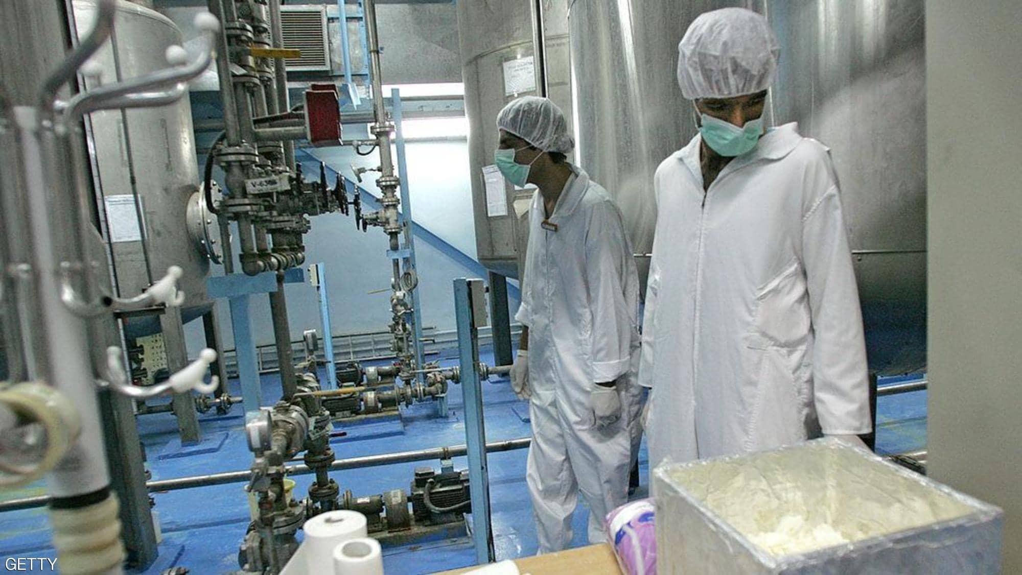 إيران تعلن رسميا زيادة تخصيب اليورانيوم وخرق الاتفاق النووي