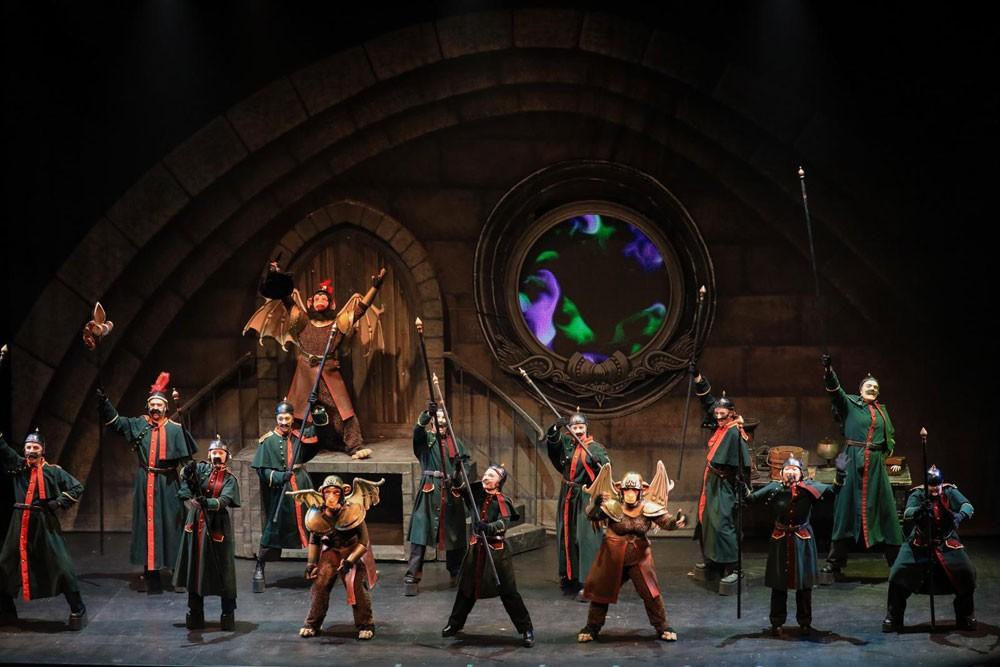 هيئة السياحة تستضيف عرض The Wizard of Oz خلال عطلة عيد الأضحى