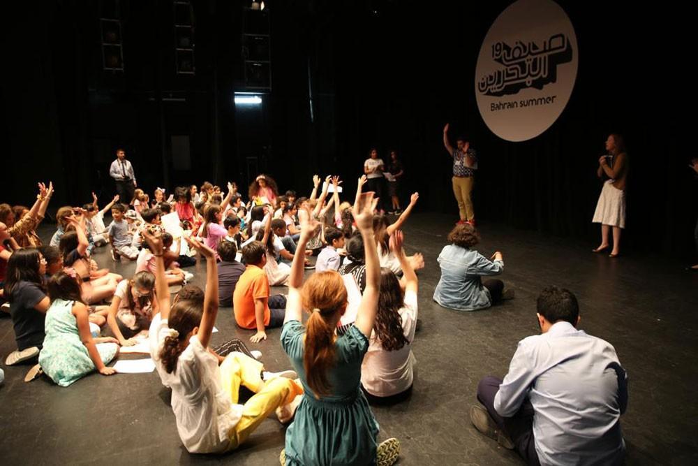"""الصالة الثقافية تستضيف تجارب أداء مسرحية """"رابونزيل"""" بمشاركة عشرات الأطفال من المملكة"""
