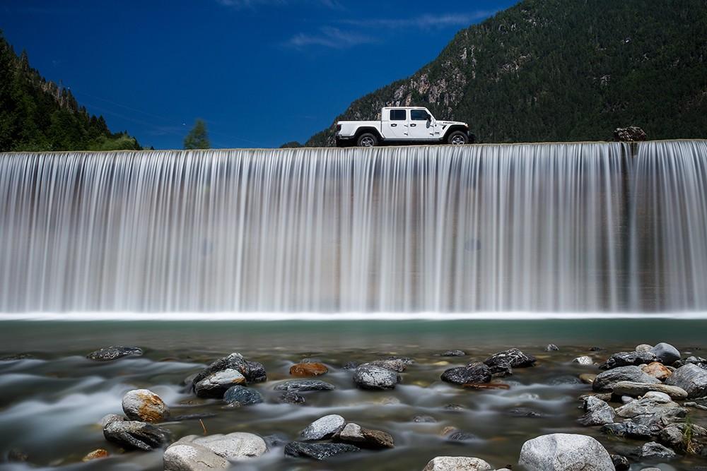 جلاديتور الجديدة كلياً: شاحنة البيك أب الأكثر قدرة