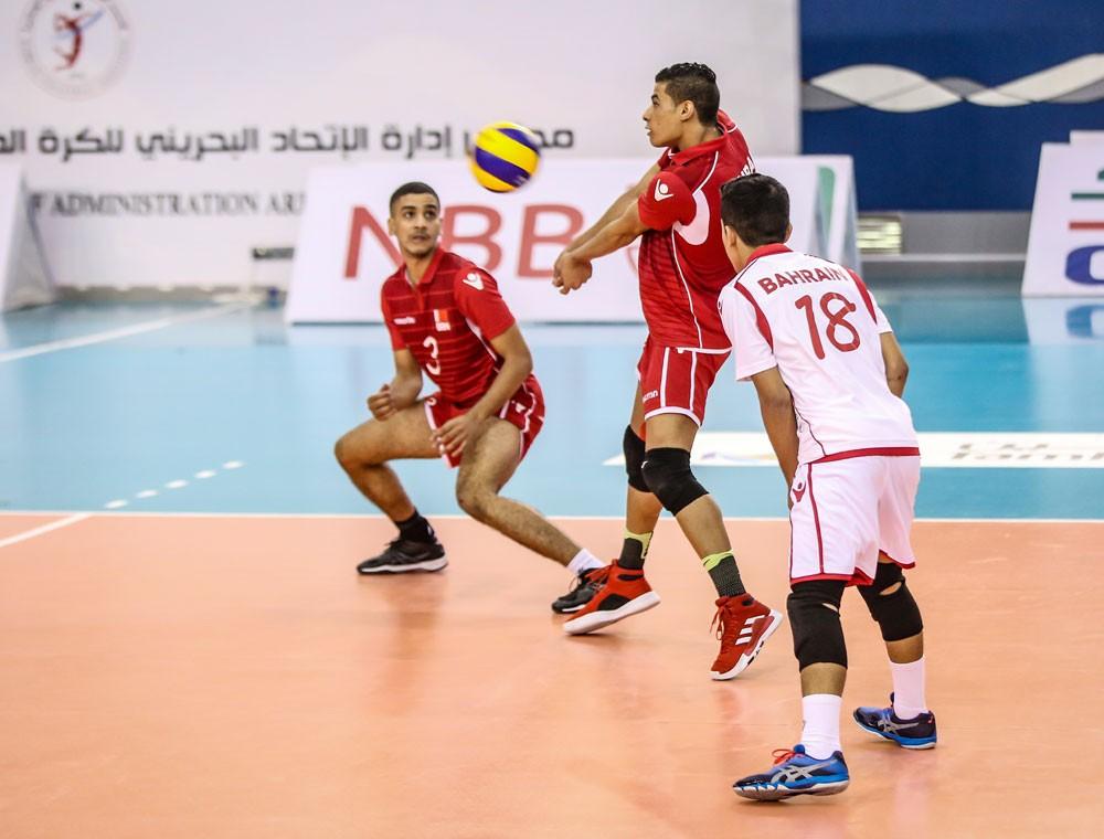 علي بن محمد يثمن دعم الأولمبية لإستضافة البحرين عالمية شباب الطائرة