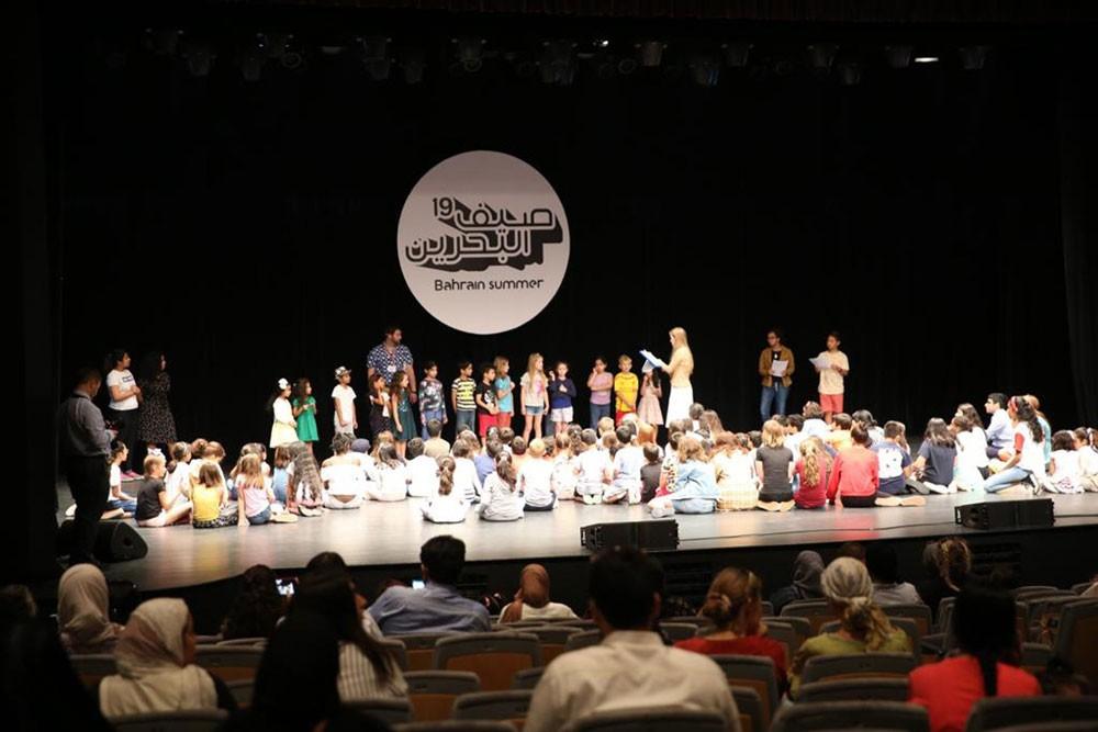 الصالة الثقافية تختتم ورش عمل مسرحية (رابونزيل)